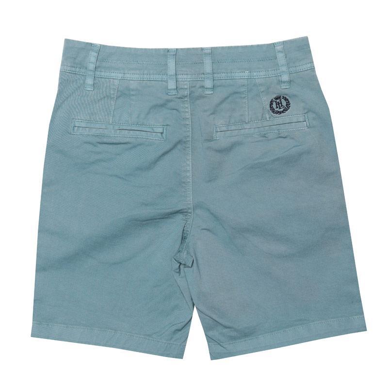 Kalhoty Henri Lloyd Junior Boys Chino Shorts Blue