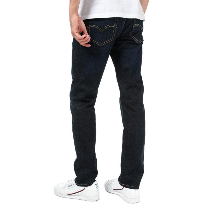 Levis Mens 511 Dark Hollow Slim Jeans Denim