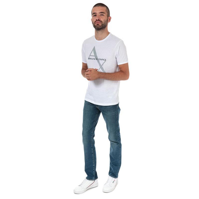 Levis Mens 511 Huxley Slim Jeans Denim