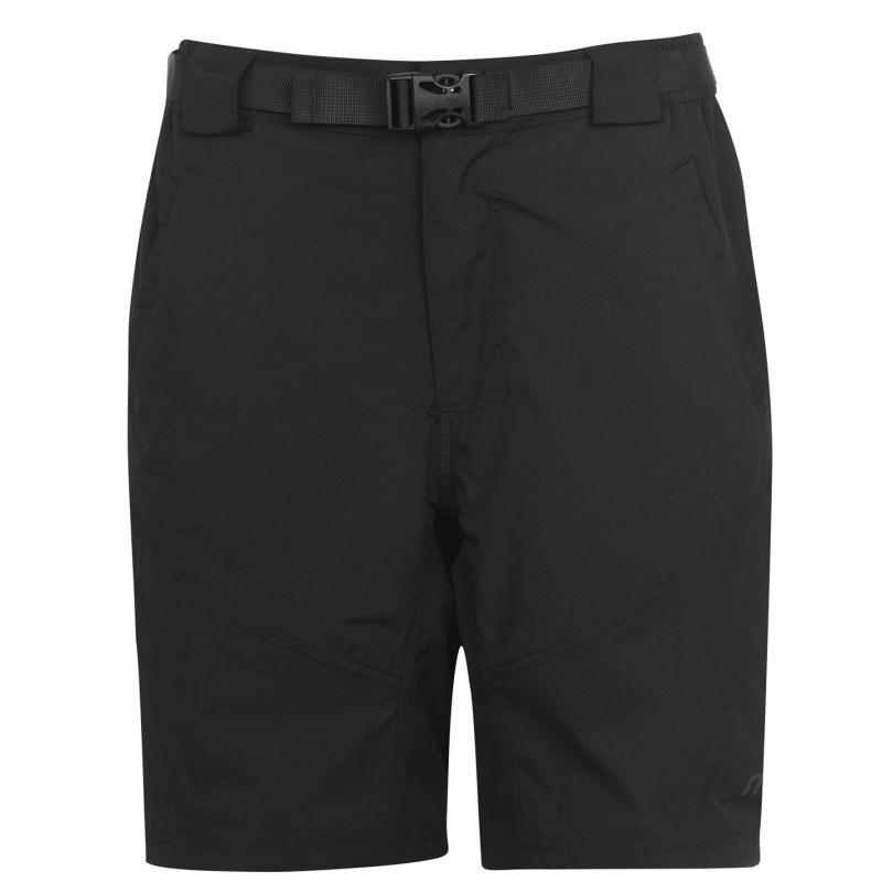 Muddyfox Baggy Shorts Ladies Black