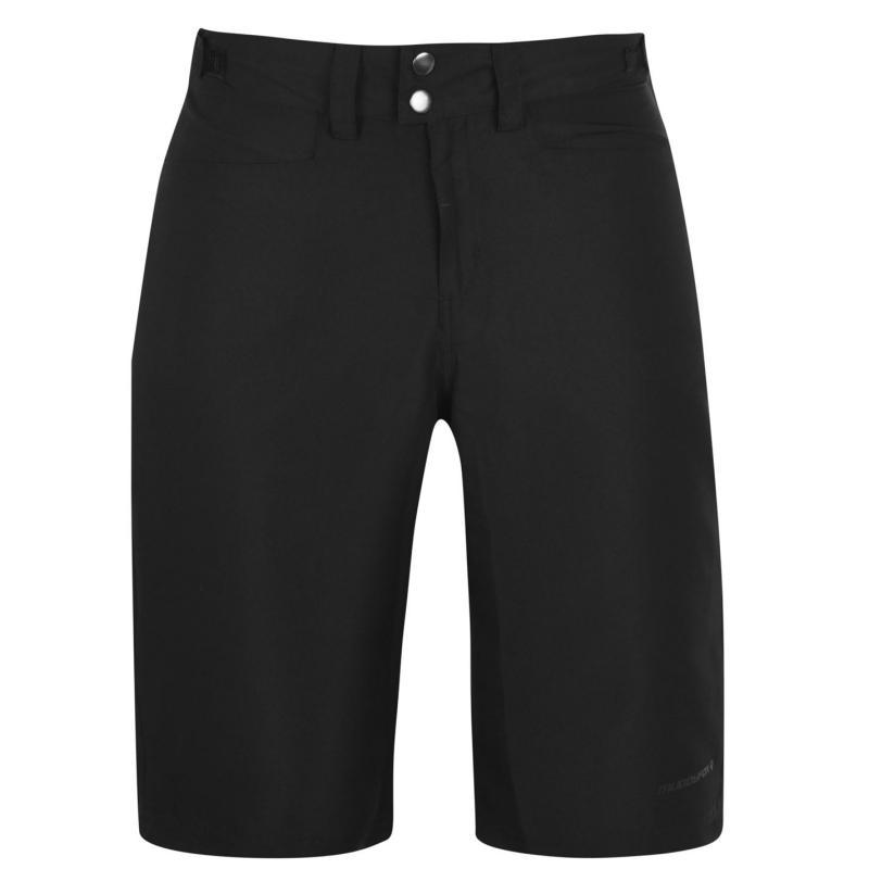 Muddyfox FreeR Baggy Shorts Black