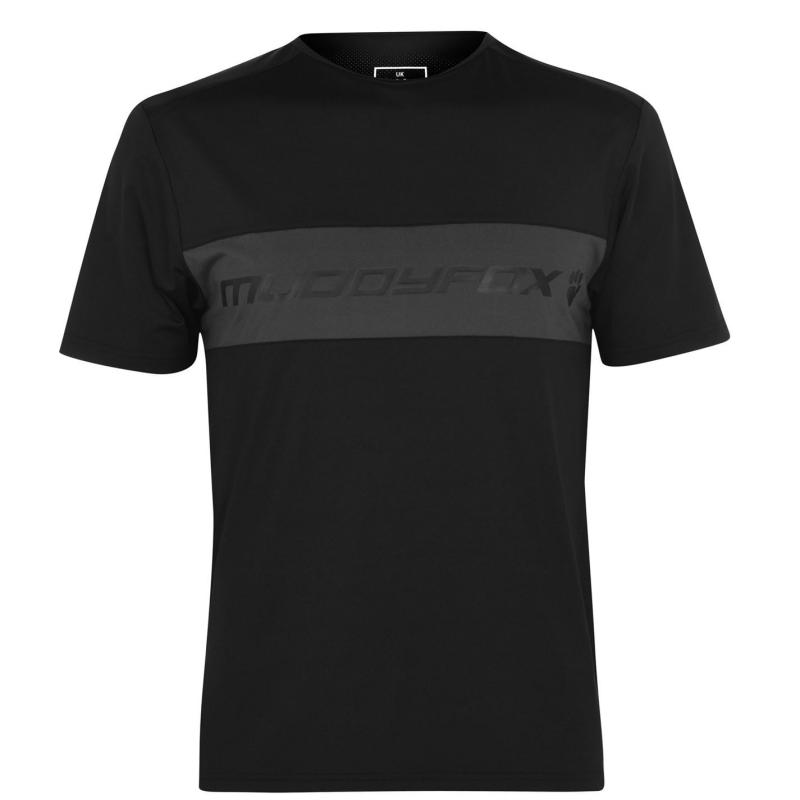 Muddyfox Technical Tee Mens Black
