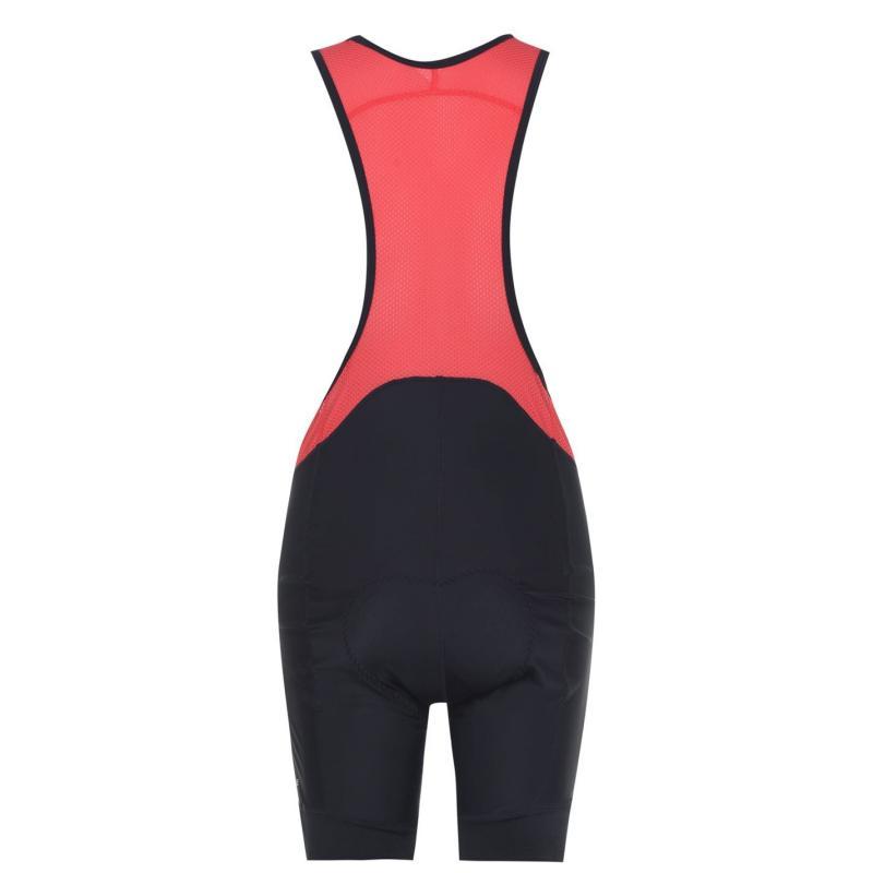Pinnacle Bib Cycling Shorts Ladies Black