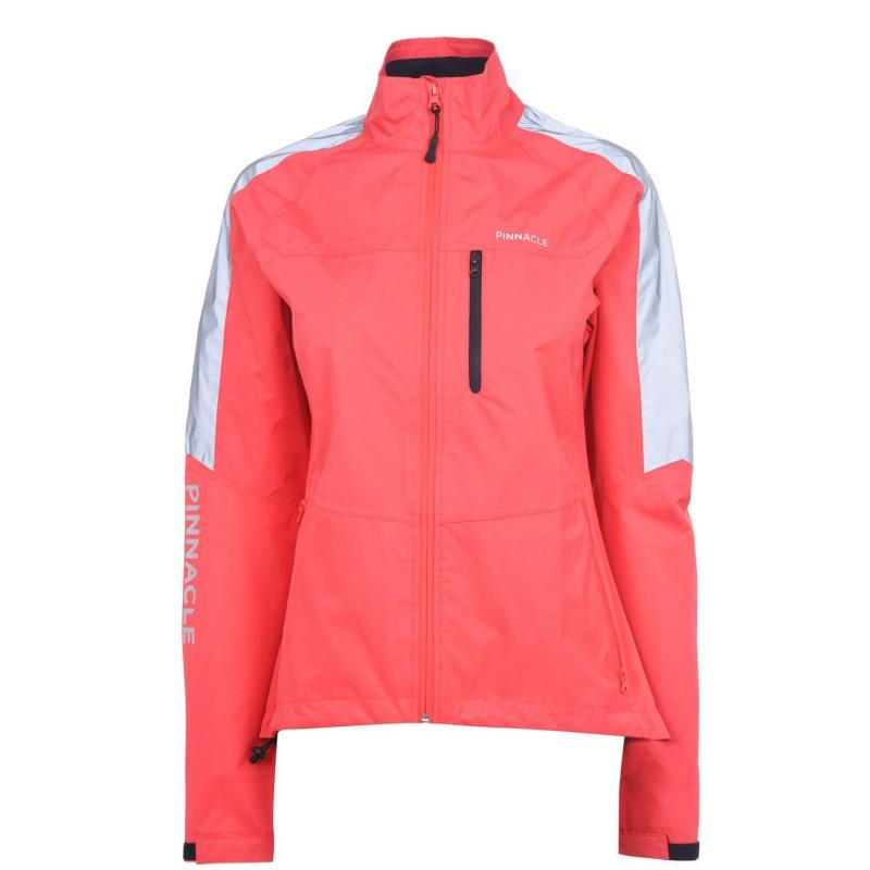 Pinnacle Competition Cycling Jacket Ladies Coral