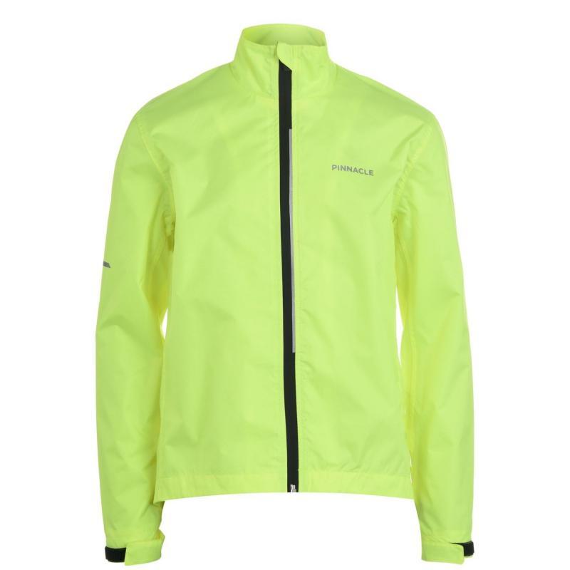 Pinnacle Performance Cycling Jacket Junior Yellow