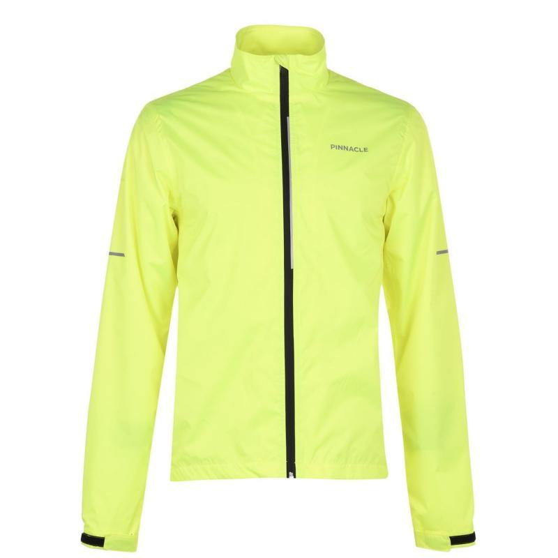 Pinnacle Performance Cycling Jacket Mens Yellow