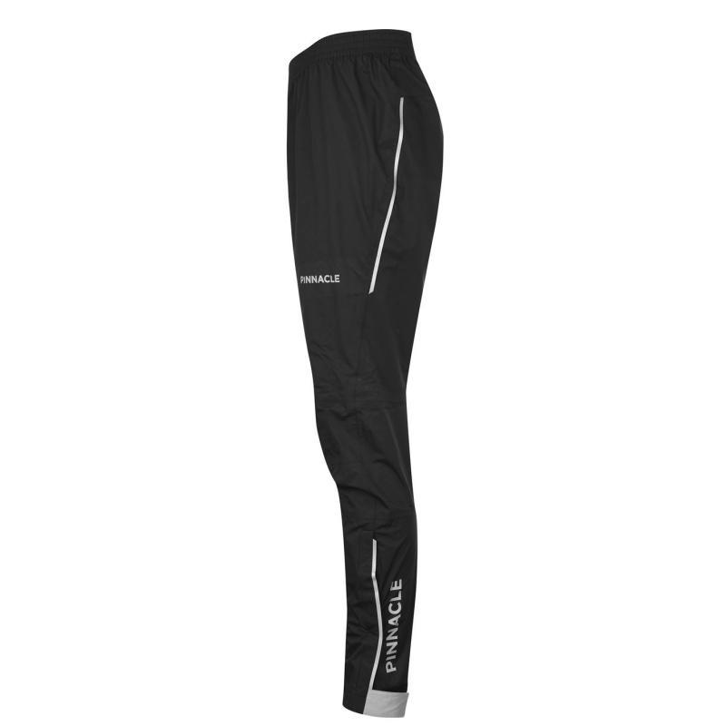 Pinnacle Waterproof Cycling Trousers Mens Black