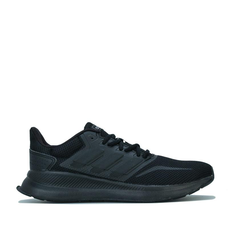 Adidas Womens Runfalcon Running Shoes Black