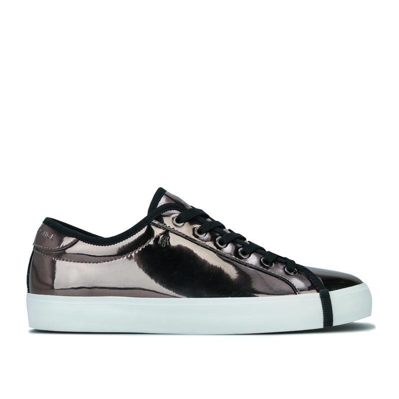 Obuv Armani Exchange Womens Sneakers Black