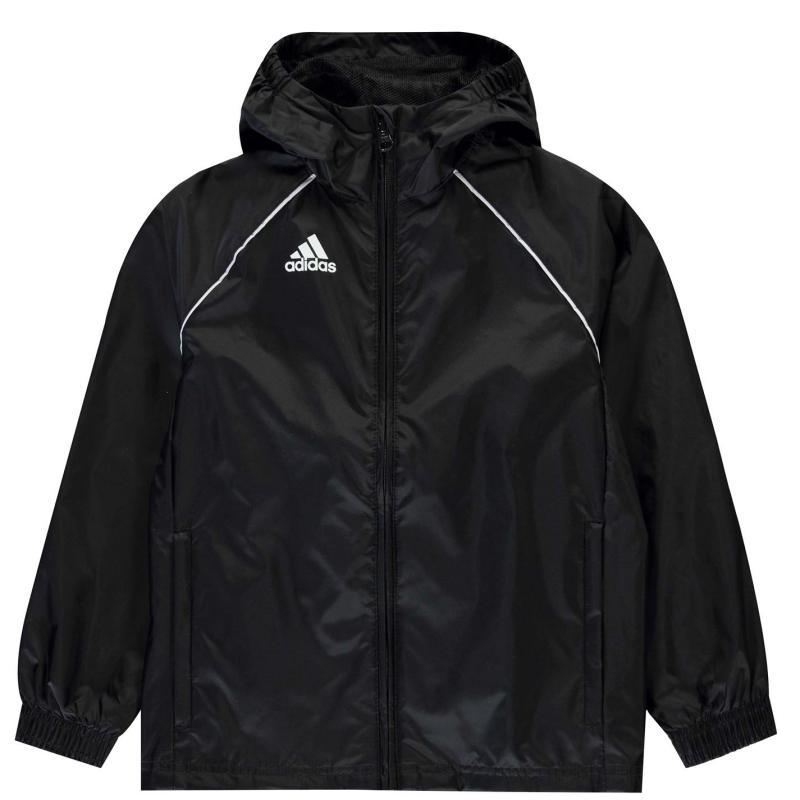 Bunda adidas Rain Jacket Black/White