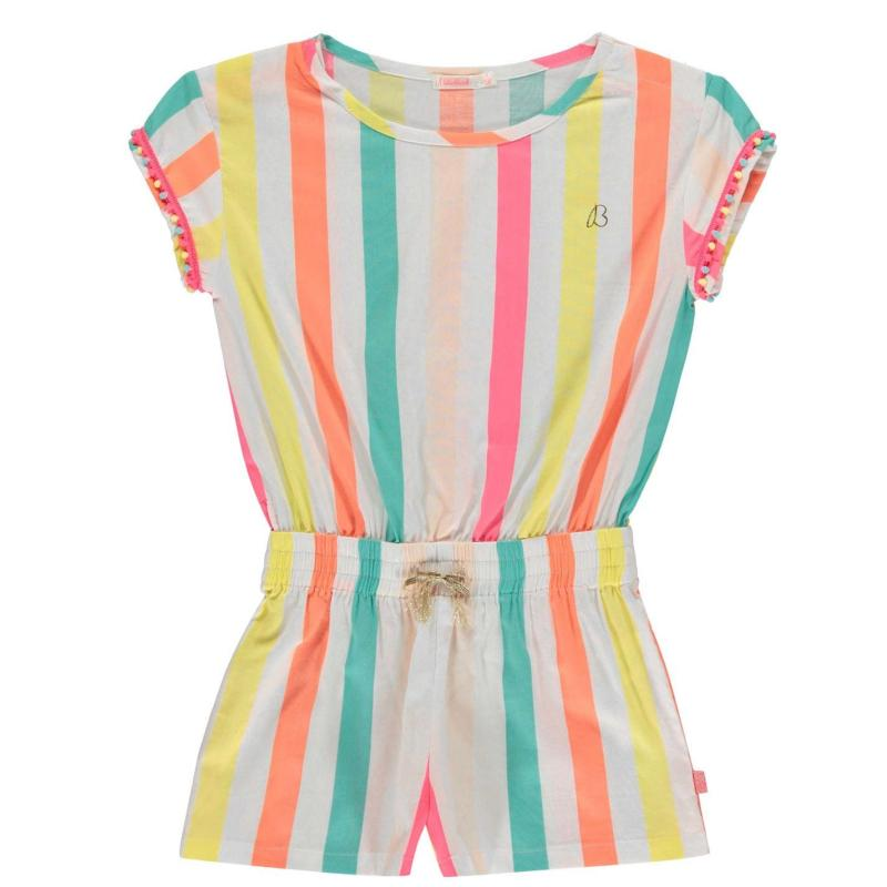 Billieblush Stripe Playsuit Unique Z40