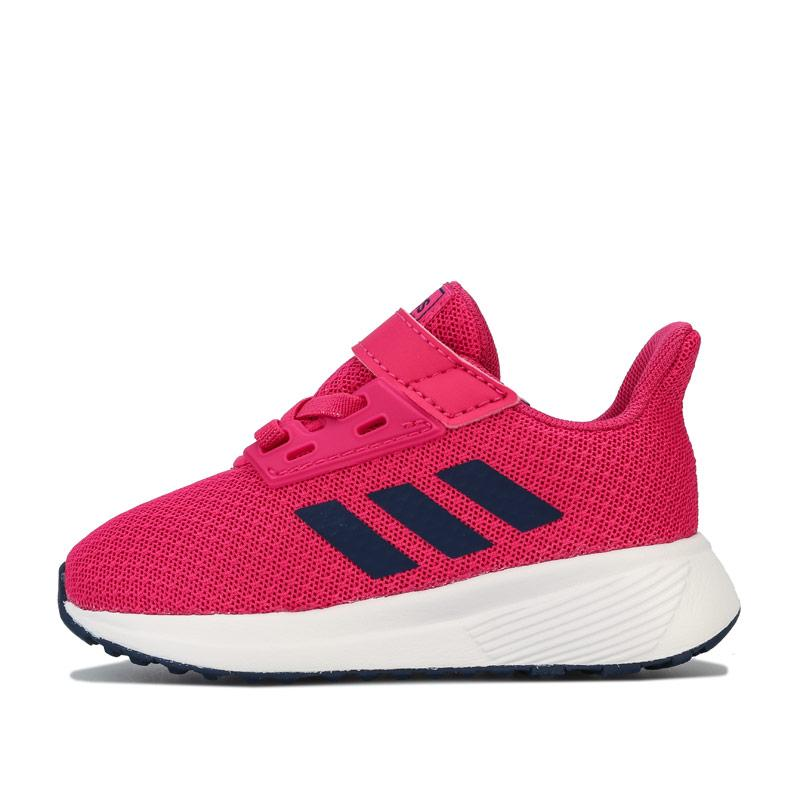Adidas Infant Girls Duramo Trainers Pink