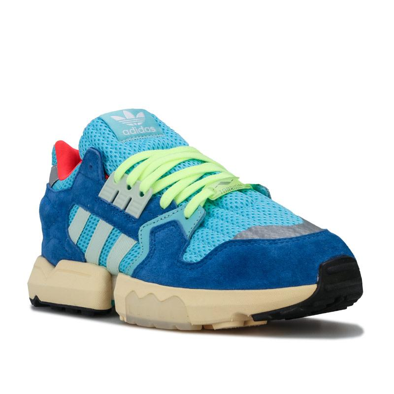 Adidas Originals Mens ZX Torision Trainers Blue