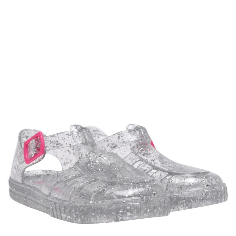 SoulCal Jelly Sandals Child Girls Glitter