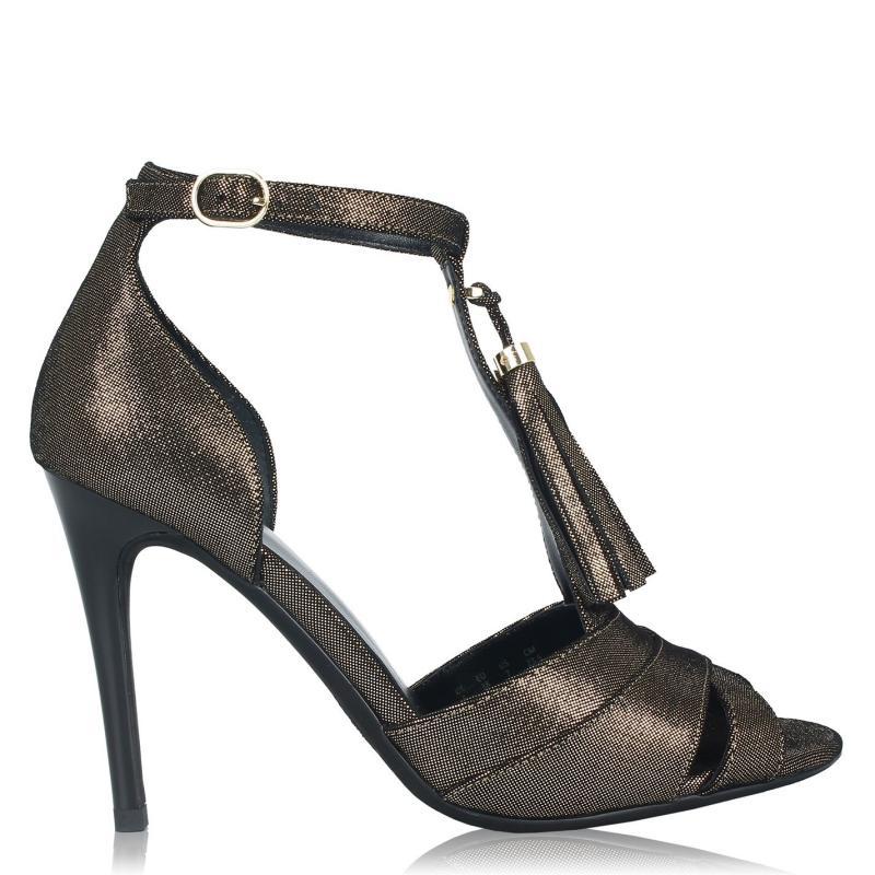 Obuv Biba Maisie Heels Gold