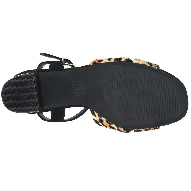 Obuv Biba Stevie Heels Leopard