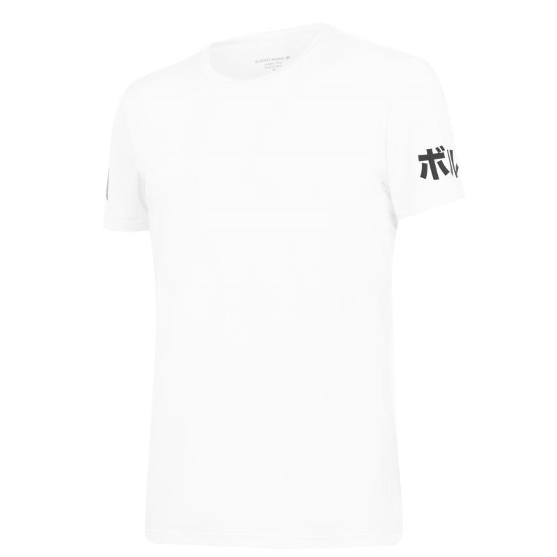 Tričko Bjorn Borg Japan T Shirt White 00071