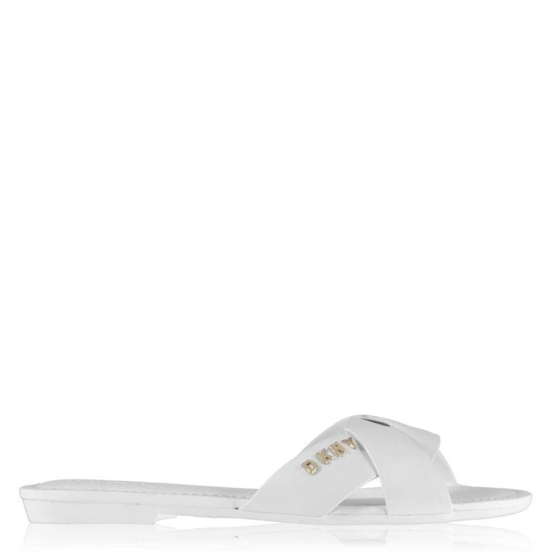 Obuv DKNY Kiara Sandals WHITE WHT