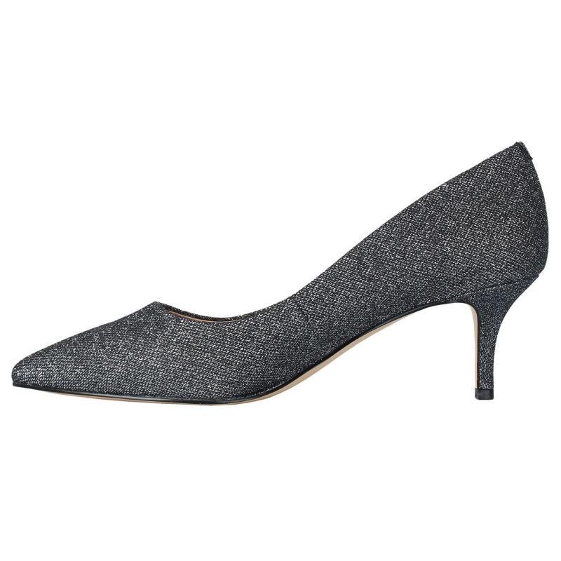 Obuv Linea Kitten Heel Shoes Pewter