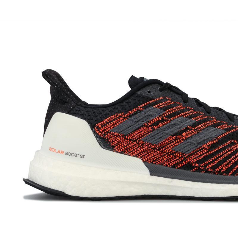 Adidas Mens Solar Boost ST 19 Trainers Black
