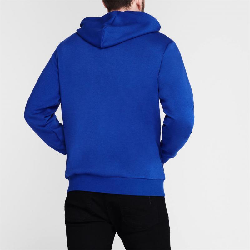 Mikina Converse Nova Zip Hoodie Mens Rush Blue