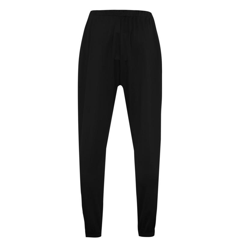 Tepláky Lonsdale Japan Track Pants Mens Black
