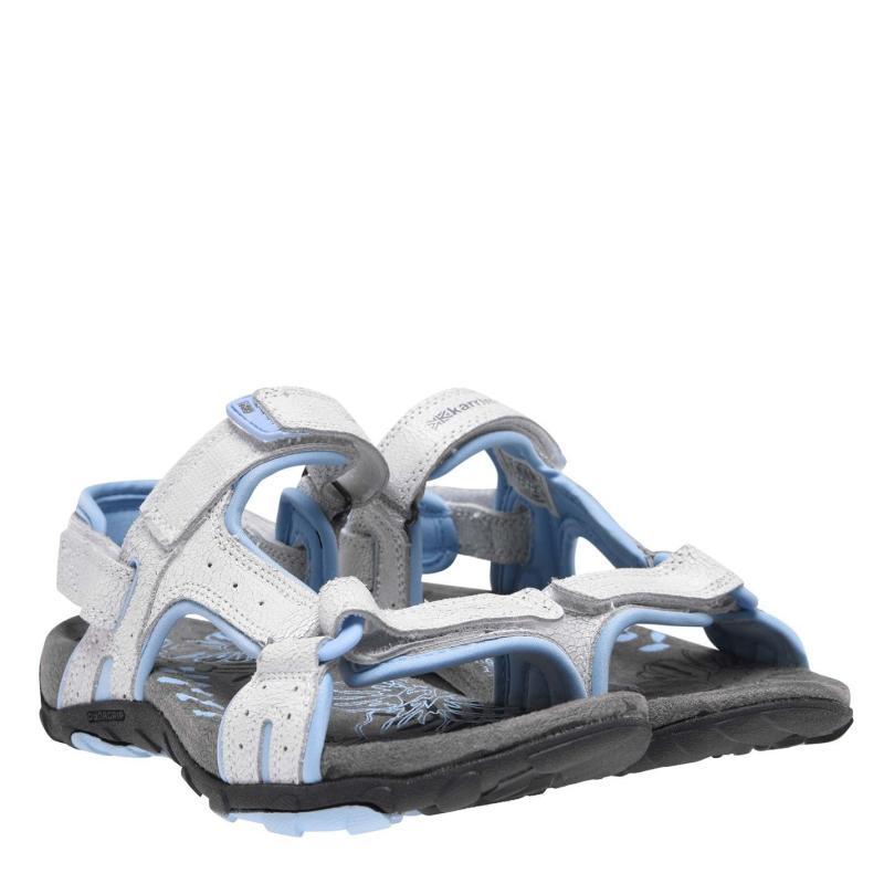 Obuv Karrimor Killy Sandals Ladies White/Blue