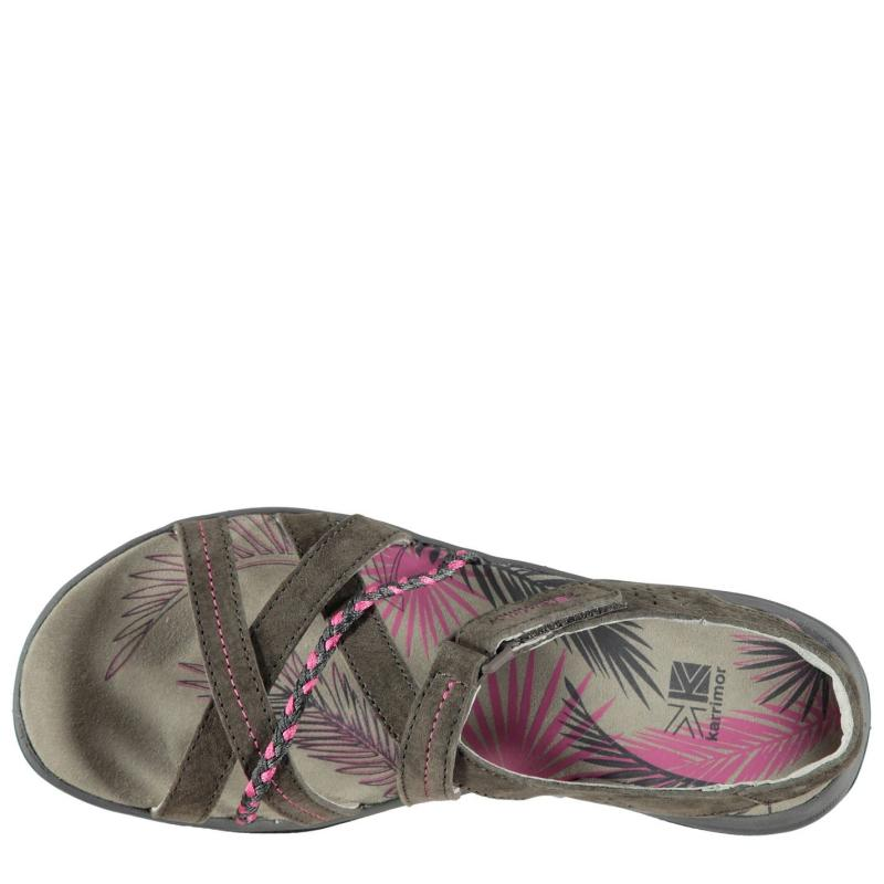 Karrimor Tobago Sandals Ladies Grey
