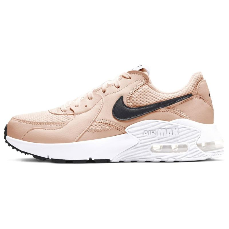 Nike Air Max Excee Ladies Trainers WASHED CORAL/WHITE-BLACK