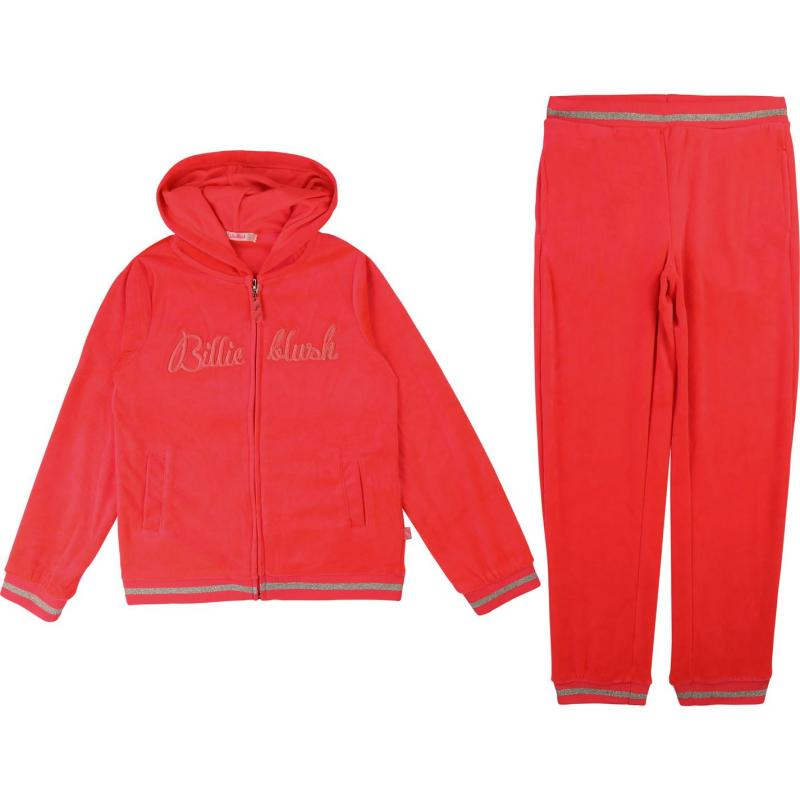 Billieblush Tracksuit Set Fuschia499