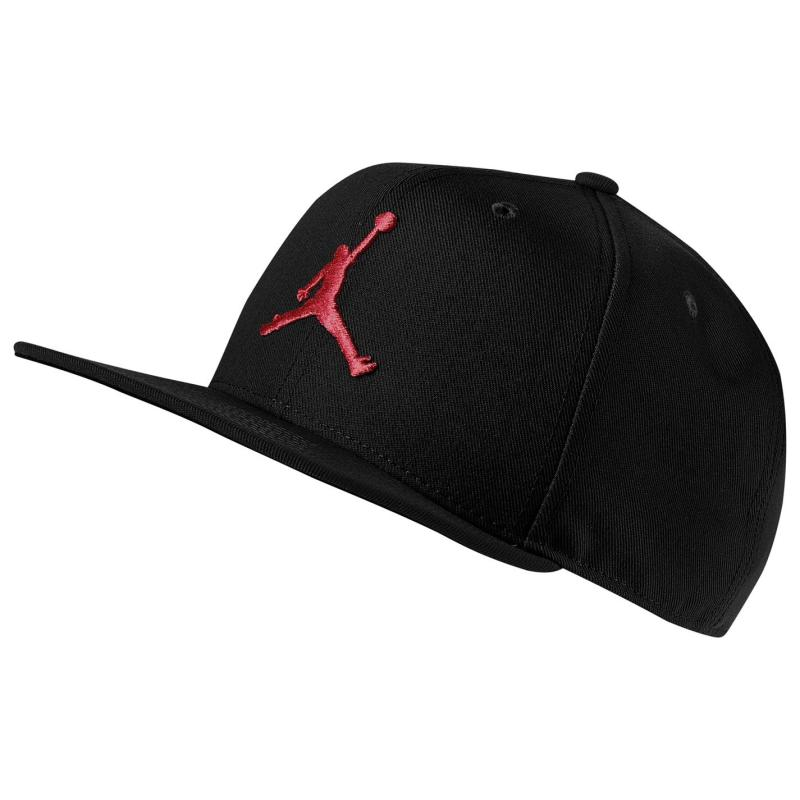 Air Jordan Snapback Cap Black