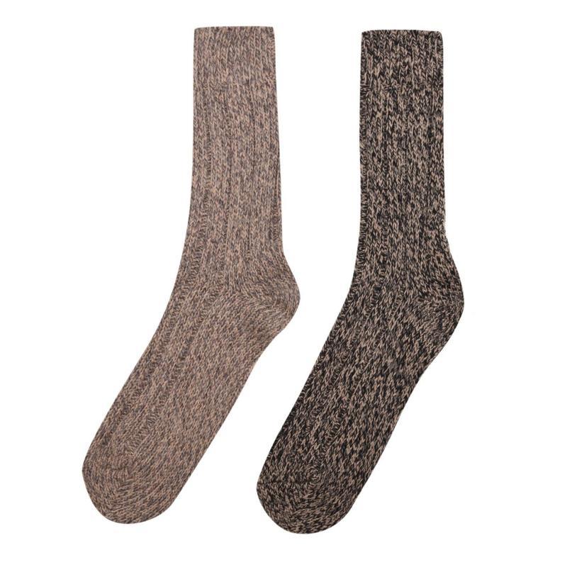 Ponožky Karrimor 2 Pack Socks Mens Assorted