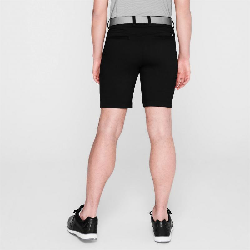 Calvin Klein Golf Chino Shorts Black