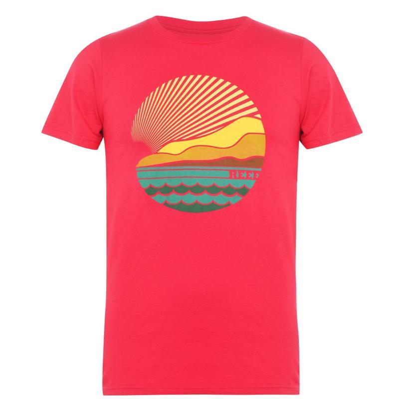 Tričko Reef T-Shirt Snr01 BX99 Asst