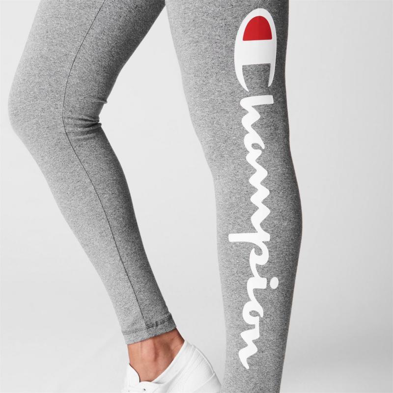 Legíny Champion Logo Fleece Leggings GRJM EM525