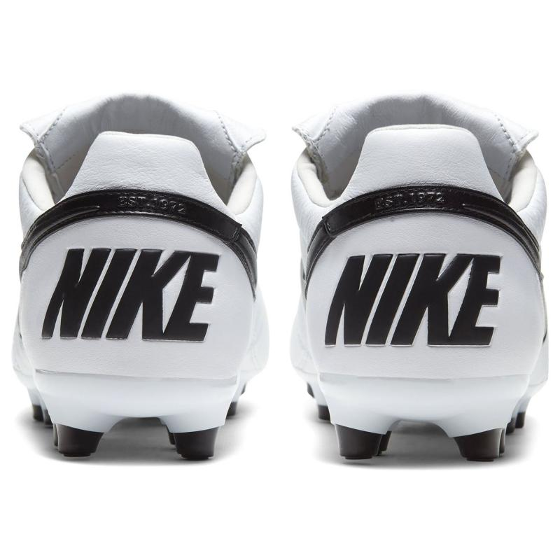 Nike Premier II FG Firm-Ground Soccer Cleat White