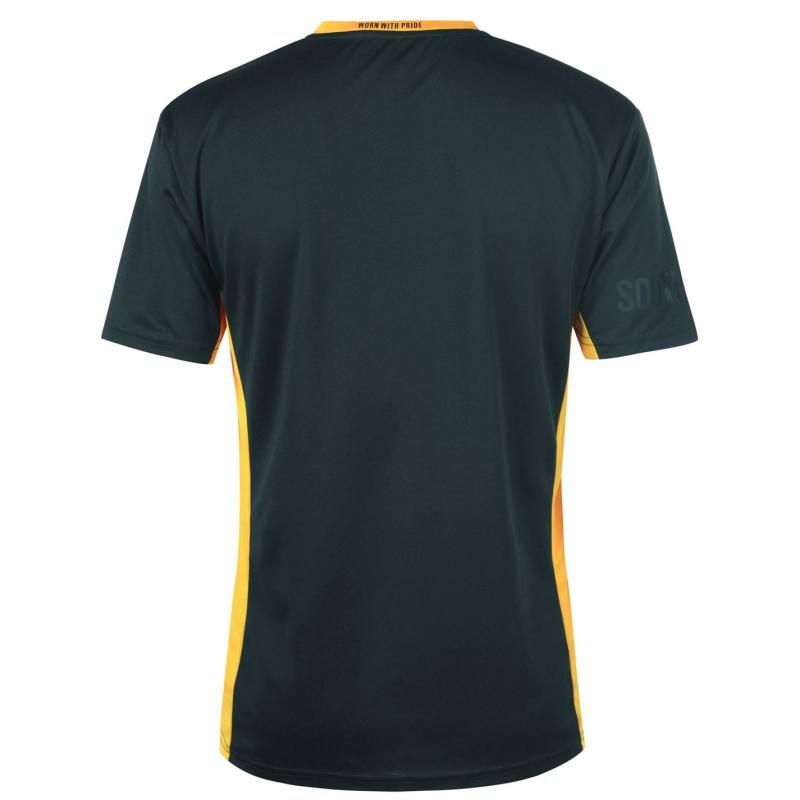 Tričko Rugby World Cup Poly T Shirt Mens South Africa