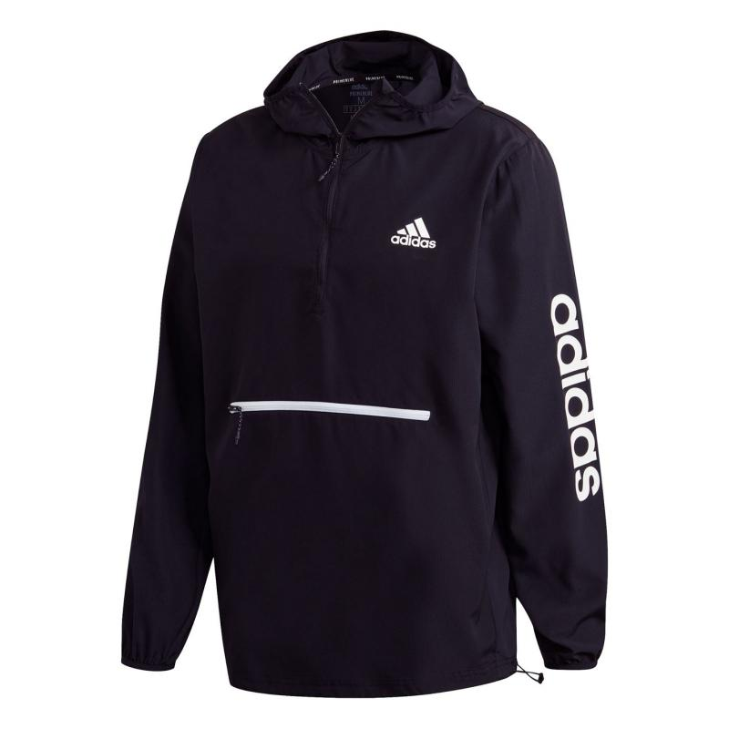Adidas Aero Ready Jacket Mens Black/White