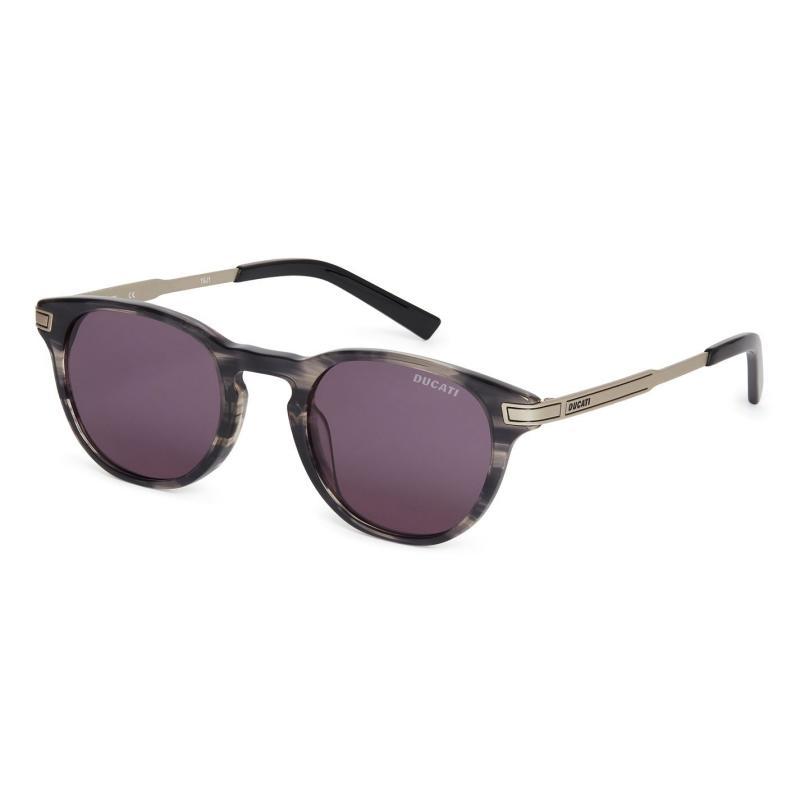 Ducati Sunglasses Grey Horn