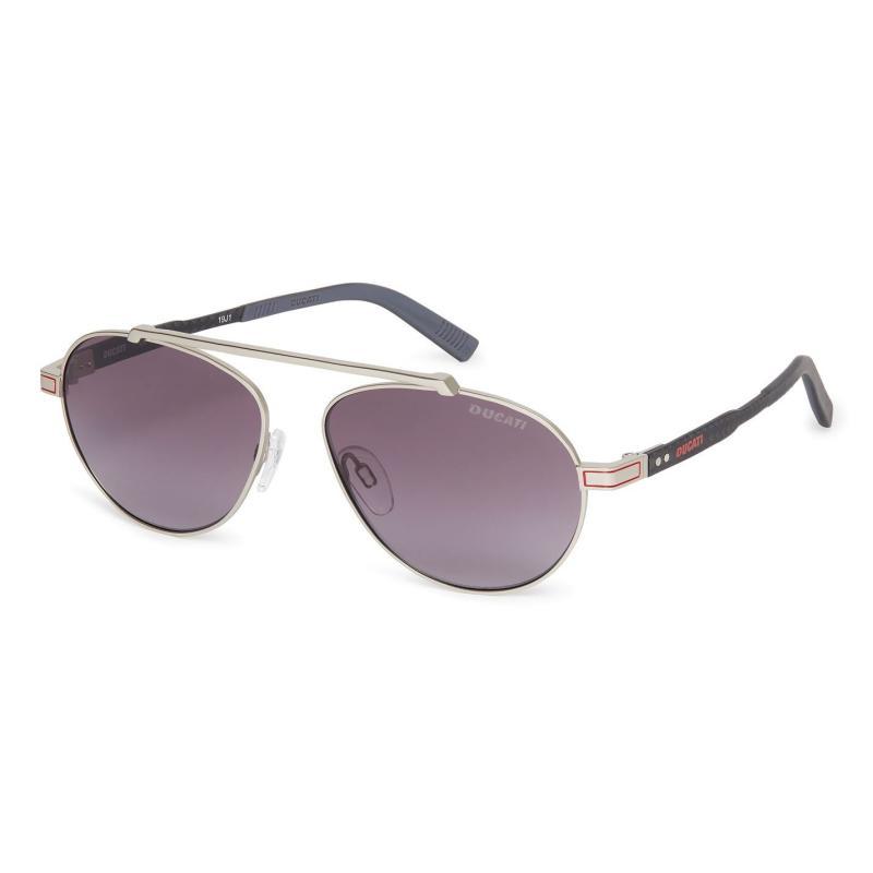 Ducati Sunglasses Silver