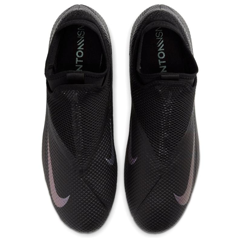 Nike Phantom 2 Soft Ground Football Boots Mens Black/Black