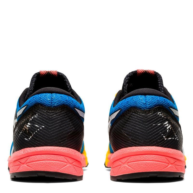 Asics Fujitrabuco Sky Mens Trail Running Shoes Blue/White
