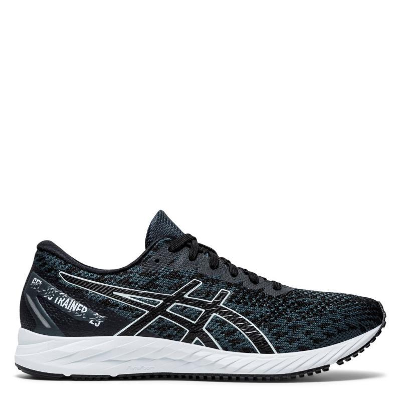 Asics Gel-DS Train 25 Ladies Running Shoes Black/Grey