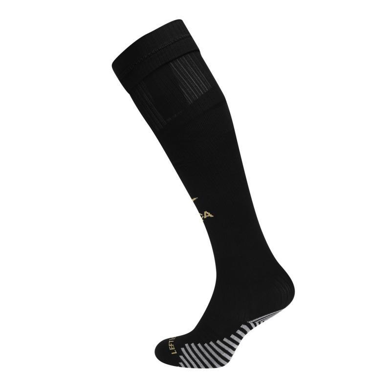 Nike Barcelona Away Socks 2020 2021 BLACK/JERSEY GOLD