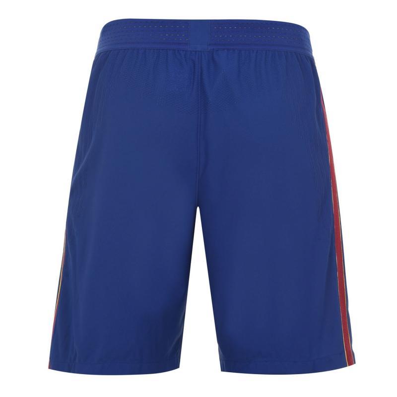 Nike FC Barcelona Authentic Shorts 2020/21 Mens DEEP ROYAL BLUE/VARSITY MAIZE