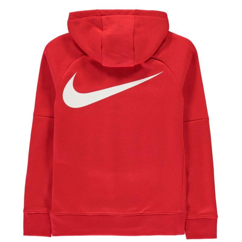 Nike Liverpool Hoodie Junior UNIVERSITY RED/WHITE