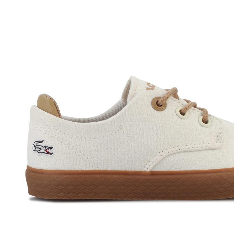 Boty Lacoste Children Boys Esparre 120 Trainers White