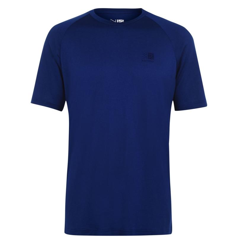 Karrimor Hot Rock Short Sleeve T Shirt Mens Navy