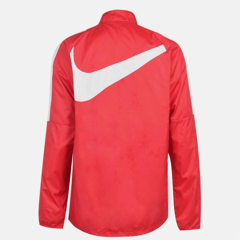 Nike Liverpool Academy Jacket 2020 2021 Mens UNIVERSITY RED/WHITE/WHITE