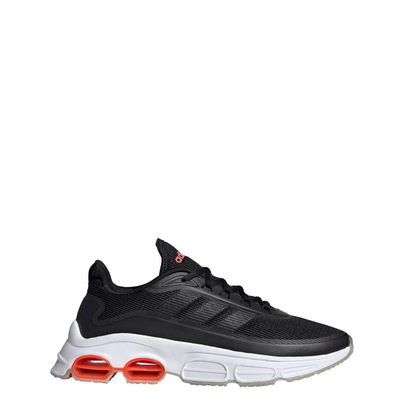 Adidas Quadcube Trainers Mens Black/White